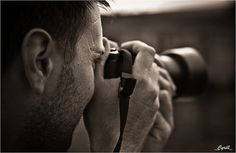 In the photographer's intimacy