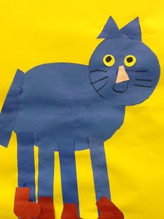 An Art Room Filled With Fauves!: Pete the Cat