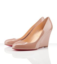 gawwww i want these. and in black. i mean if they were work shoes they'd be a great investment, right?
