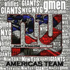 NYG4L.Cant wait to see the G-MEN for the first time!!!!
