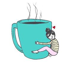 For the Love of Tea Happy Coffee, Coffee Girl, Coffee Is Life, I Love Coffee, My Coffee, Morning Coffee, Coffee Shop, Coffee Break, Sunday Coffee