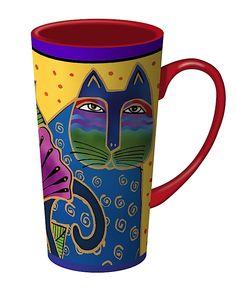 Laurel Burch mug