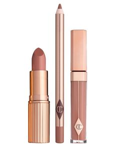 THE PERFECT NUDE KISS - Charlotte Tilbury