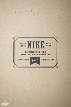 LOVVVEEEEEE this branding. So cool and feels like the brand has history