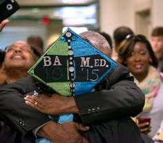 We love seeing all our students' creative mortarboards!