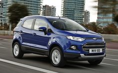 Is the 2014 Ford Ecosport a welcome addition to the rapidly expanding urban crossover sector?