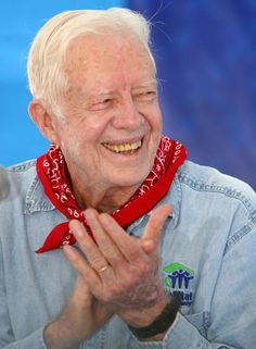 "Jimmy Carter offers Donald Trump some advice The former president gives the current one an unkind assessment and says he should start trying to ""tell the truth."" 'Practically hopeless' »"