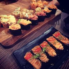 Murakami Sushi (London)