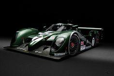 Bentley Speed 8 # 7 Winner Le Mans 2003