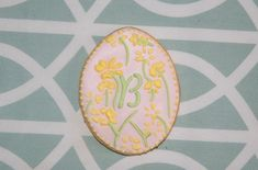 Ostern Decorative Plates, Home Decor, Cookie Recipes, Easter Activities, Homemade Home Decor, Interior Design, Home Interiors, Decoration Home, Home Decoration