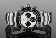 Project X Custom Rolex Daytona 'Paul Newman' Tribute and Other Colorful Variants