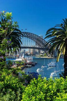 Sydney, australia places around the world сидней, австралия, Great Places, Places To See, Beautiful Places, Sydney City, Sydney Harbour Bridge, Work And Travel Australien, Places Around The World, Around The Worlds, Australia Travel