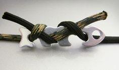 Fish Bone Gear Tie