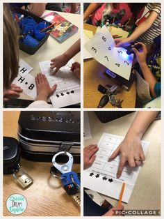 Breakout box Games in the Classroom! This escape room for the classroom is so fun and engaging for students and promotes critical thinking, problem solving and collaboration. Social Studies Activities, Educational Activities, Thinking Skills, Critical Thinking, Breakout Edu Games, Escape Box, Breakout Boxes, Creative Teaching, Teaching Ideas