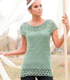 Filigree Shell Crochet Pattern Download