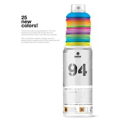 New 94 Colours