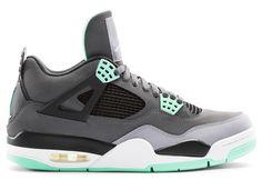 Air Jordan 4 Retro 'Green Glow' – Official Images http://www.equniu.com/2013/08/02/air-jordan-4-retro-green-glow-official-images/