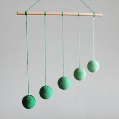 The mobile can be defined as moving sculpture. Early mobiles did not necessarily move, as do most crib mobiles today. Some were wind driven and others were moved by motor. The modern crib mobile is… Montessori Baby Toys, Montessori Activities, Infant Activities, Mobile Munari, Diy Bebe, Developmental Toys, Montessori Materials, Nursery, Etsy