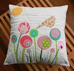 sophie's pillow by Tumalo Baby, via Flickr