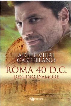 La cover immaginaria, con Manu Bennet nei panni del legato Marco Quinto Rufo, protagonista del libro