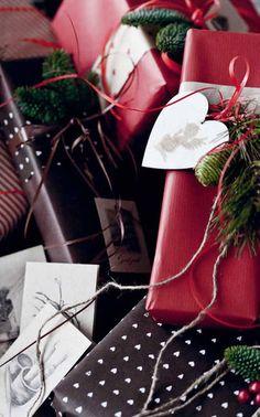 Фотография: Гостиная в стиле Кантри, Декор интерьера, Праздник, Новый Год – фото на InMyRoom.ru