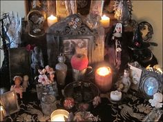 Altars:  Gothic #Altar.