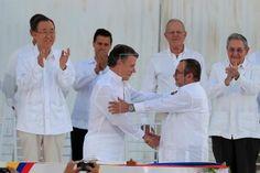 Colombia pone fin a más de medio siglo de conflicto armado con las FARC