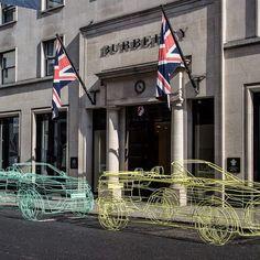 Range Rover Evoque, Harrods, Palm Beach, Convertible, Burberry, Sculptures, London, World, Instagram Posts