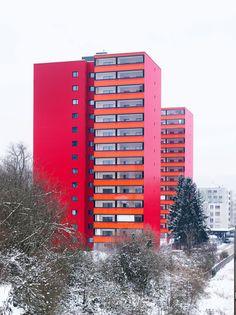 Galli | Rudolf, Hannes Henz Architekturfotograf · Glanzenberg Housing · Divisare