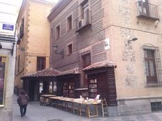 Madrid, calle del Arenal