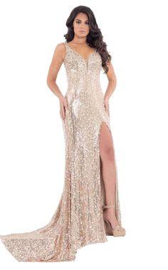 ef0dc32b5aca 31 Best Gold Dresses 2018 images