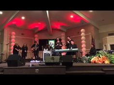 Mike Bowling, Jason Crabb and Aaron Crabb Sing