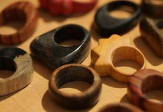 Video workshop - Wood Rings on Creativebug