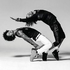 Powerful! Les Twins #poetryinmotion