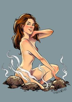 Game of Thrones Pin Up - Inked Magazine
