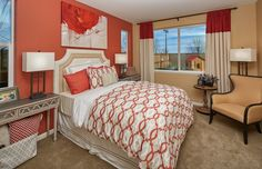 Marquesa - Plan 3 - Bedroom