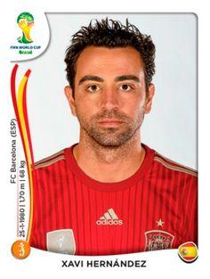 España - Xavi Hernández