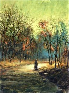 """""""The path we all walk, in the end, we walk alone."""""""