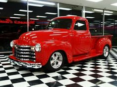 ✿Chevy Pick-Up Truck✿