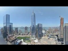 Official 11 Year Time-Lapse Movie of One World Trade Center - YouTube