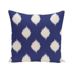Found it at Wayfair - Jaclyn Geometric Print Outdoor Throw Pillow