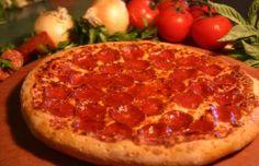 Mamma mia! It's pizza time!