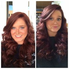 "We get selfies and messages like this from our happy customers all day.  Send us yours!!! ""Thank you soooo much for this AMAZING Invention!!! I used to hate curling my hair because it took 2 hours to do and now it takes me about 45 minutes with my thick hair!! My curls last longer than ever before! The picture on the left is at the beginning of the day and the one on the right is after my work shift 7 hours later and it looks just as good if not better!!! Love!!! -Chantell"" Thank you…"