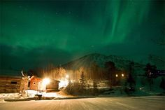 Aurora Borealis - Russia