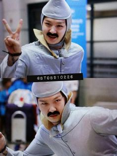 12 Hilarious Korean celebrities who don't take airport fashion too seriously #BtoB #Changsub