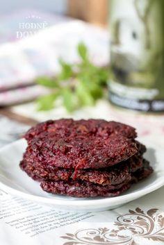 Řepánky | Hodně domácí Vegan Vegetarian, Paleo, Real Food Recipes, Healthy Recipes, Taste Of Home, Beetroot, Deli, A Table, Steak
