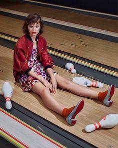 New ideas for fashion editorial vintage retro 80s Fashion, Fashion Shoot, Sport Fashion, Editorial Fashion, Trendy Fashion, Sports Editorial, Fashion Blogs, Fashion Outfits, Womens Fashion
