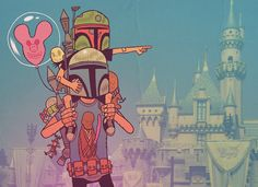 The Family Business by Dan Hipp