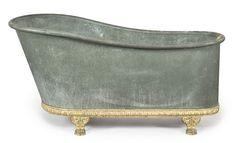 Galvanized tub Beautiful