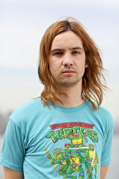 Kevin Parker, Tame Impala :: the real star is that Tshirt.